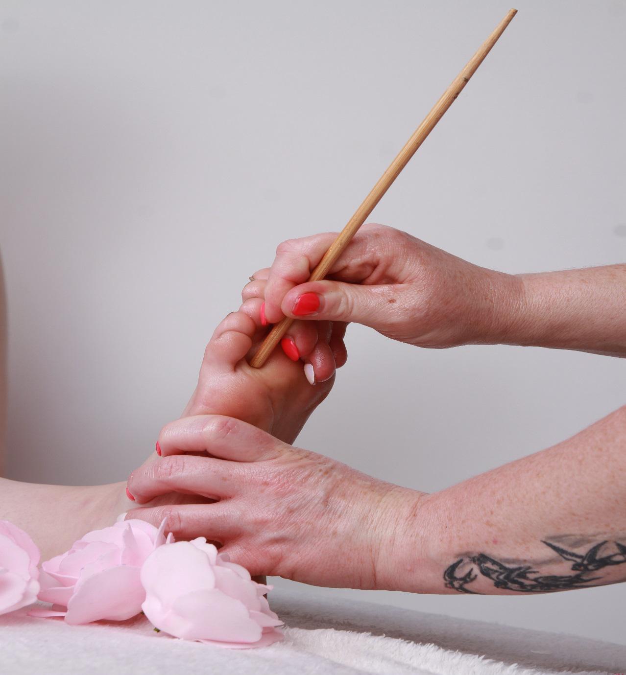 masaż tajski stóp Olsztyn Zamenhofa